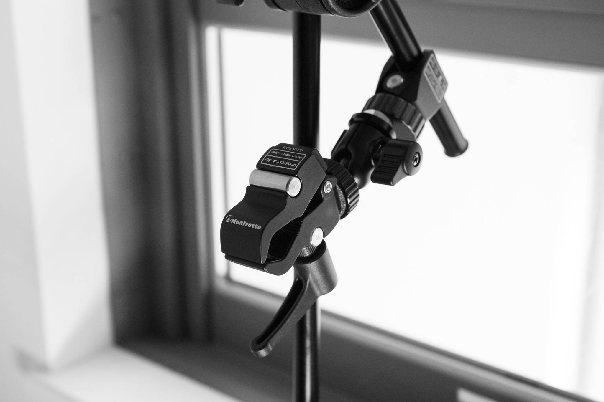 Manfrotto Nano Clamp 386B-1