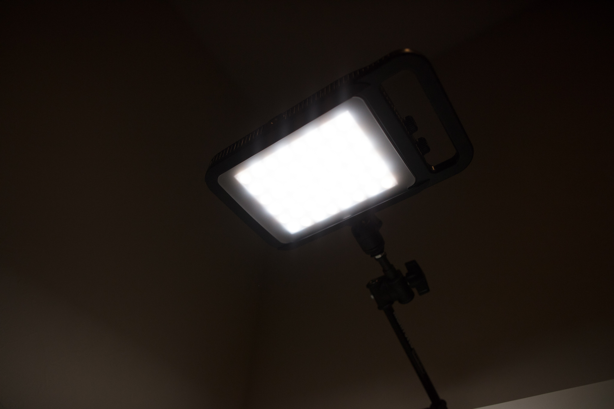 "Manfrotto ""LYKOS"" Bi-Color LED Light"
