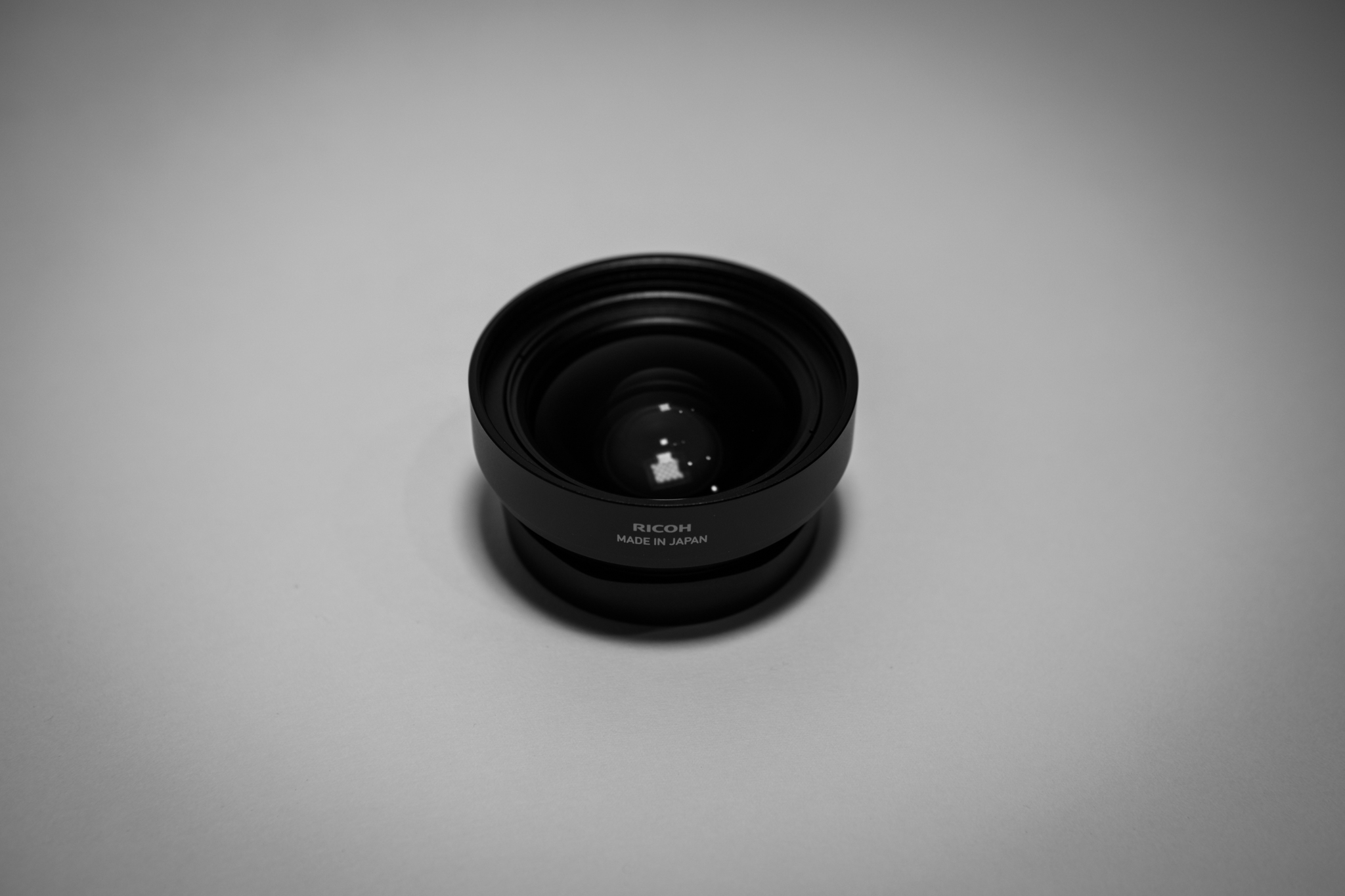 Ricoh GW-3 Wide Conversion Lens